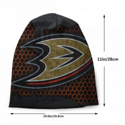 Dainty and perfect Anaheim Ducks Adult Men's Knit Hat #196071 suitable for all seasons