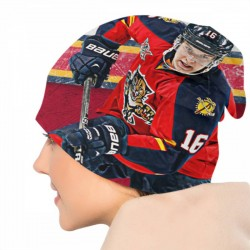 Elegant and refined Florida Panthers Adult Men's Knit Hat #207667 classic slouchy Knit Hat