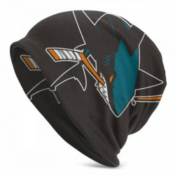 Dainty and perfect San Jose Sharks Adult Men's Knit Hat #191500 suitable for all seasons